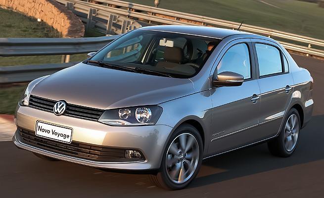 Novo Volkswagen Voyage 2016 - Preço, Ficha Técnica, Consumo, Avaliação, Fotos e Opiniões