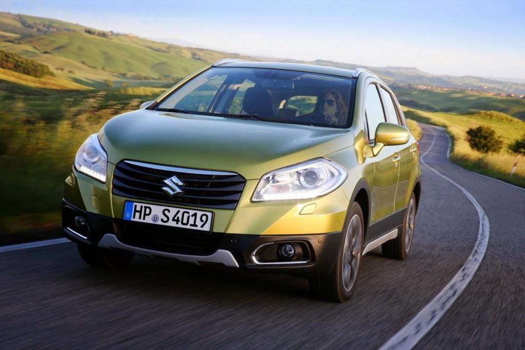 Novo Suzuki S-Cross 2016 - Preço, Consumo, Ficha Técnica, Opiniões, Avaliação, Fotos