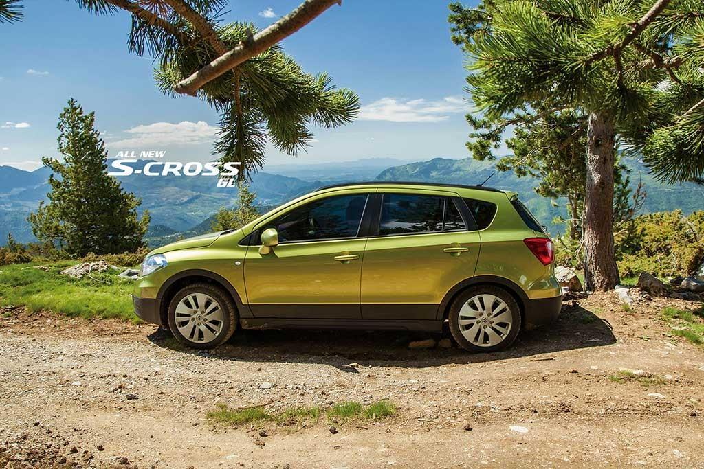 Novo Suzuki S-Cross 2016 - Preço e Valor