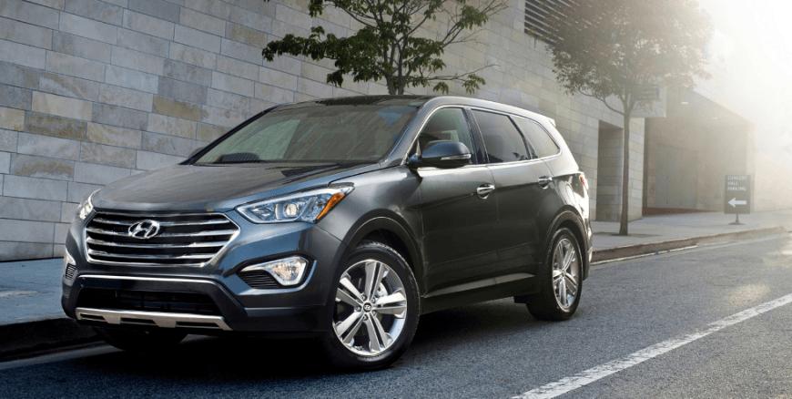 Nova Santa Fé 2016 Hyundai - Desempenho e especificações