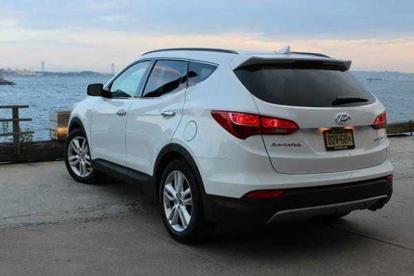 Nova Santa Fé 2016 Hyundai - Consumo