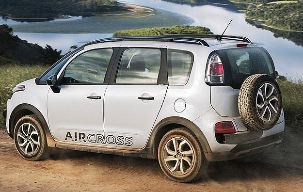 Aircross ou Crossfox - Avaliacao