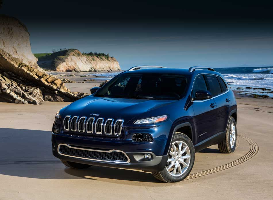 Novo Jeep Cherokee 2015 2016 - Limited