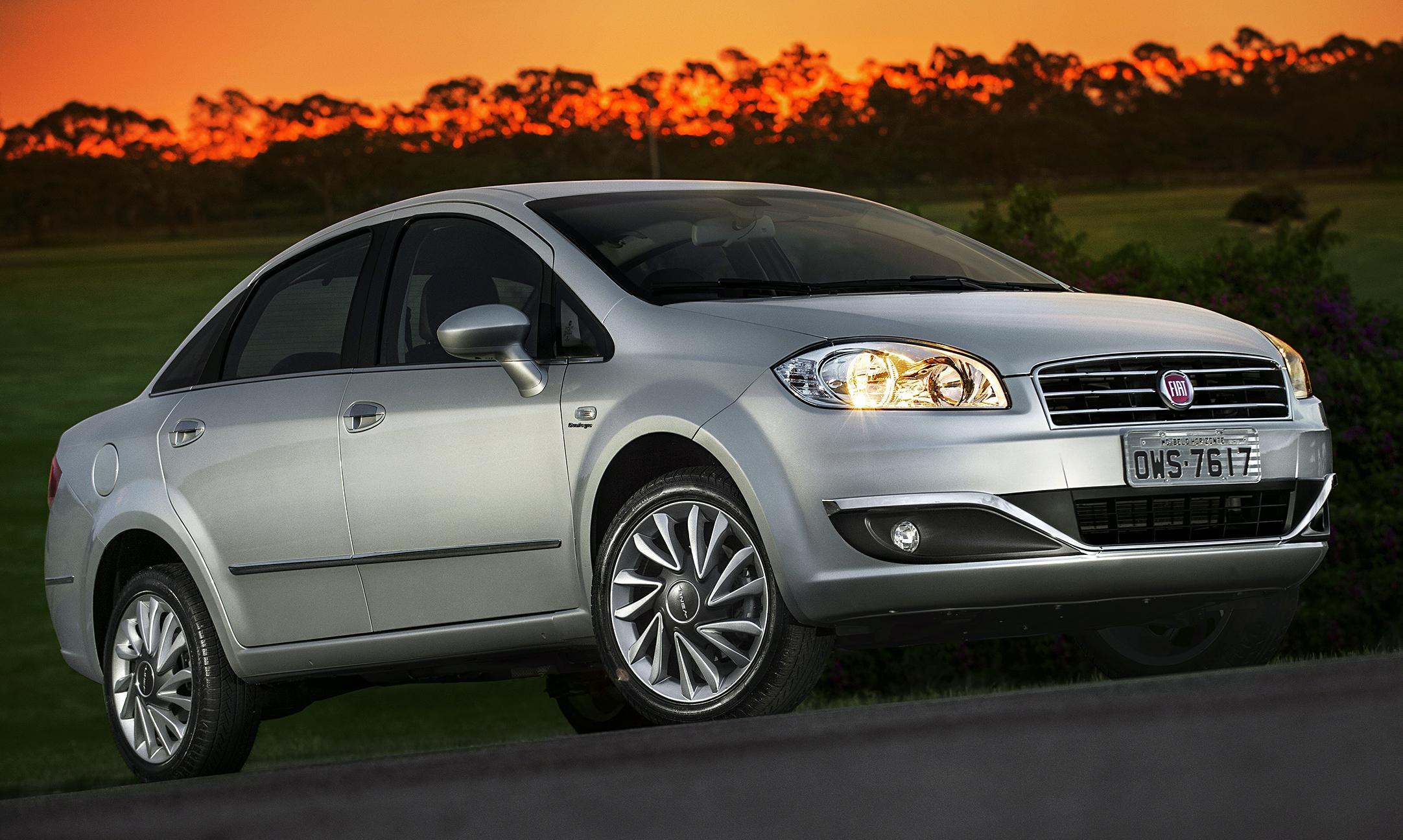 Fiat Linea 1.3 16V Multijet (90 Hp)