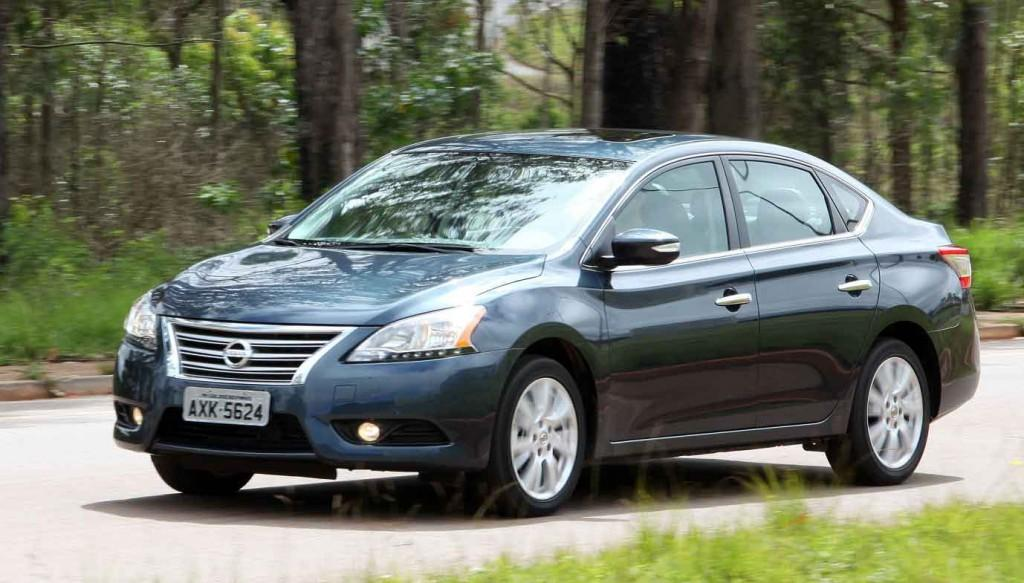 Novo Nissan Sentra 2017 - Automático, especificações, Preço, Interior, Fotos