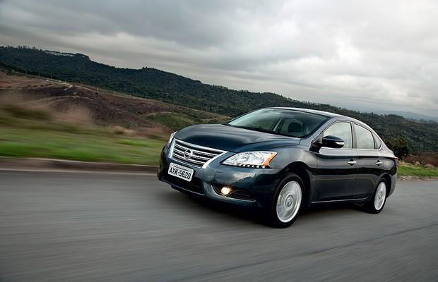 Novo Sentra 2016 - Nissan, Preço, Consumo, Ficha Técnica, Avaliação, Opiniões