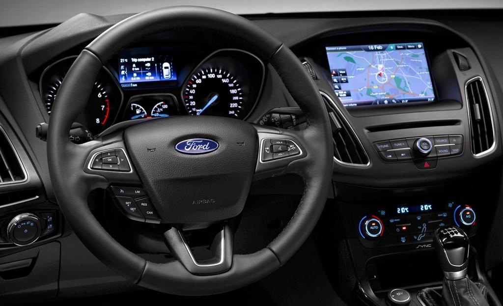Ford Focus 2016 - Interior