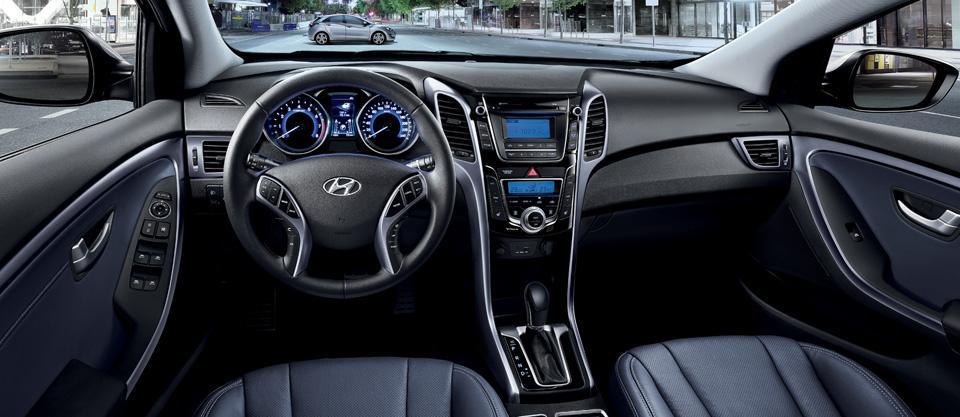 Novo I30 2016 - Interior e itens de série