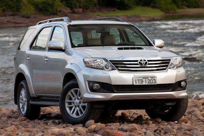 Nova Hilux SW4 2016 Toyota - Preço, Consumo, Opiniões