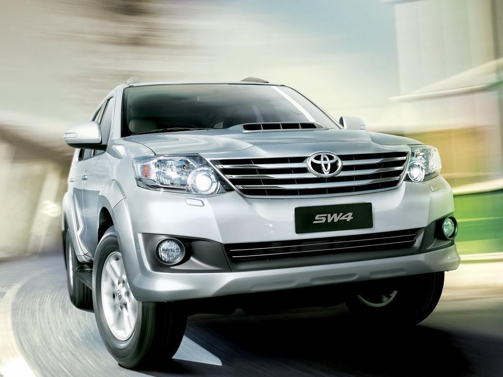 Nova Hilux SW4 2016 Toyota – Preço, Consumo, Ficha Técnica, Fotos