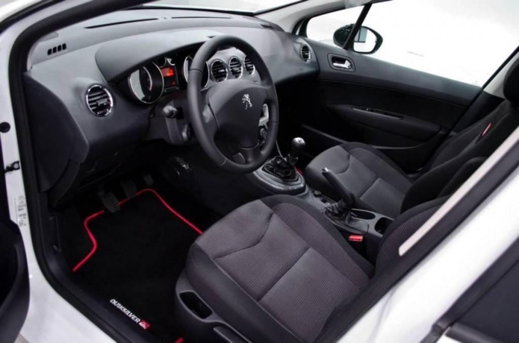 Novo Peugeot 308 2016 - Interior e Itens de série