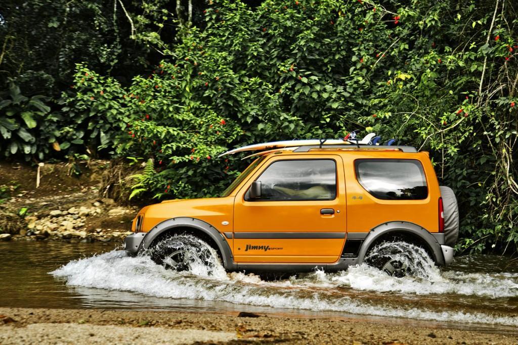 Jeep Renegade ou Suzuki Jimny - Avaliação