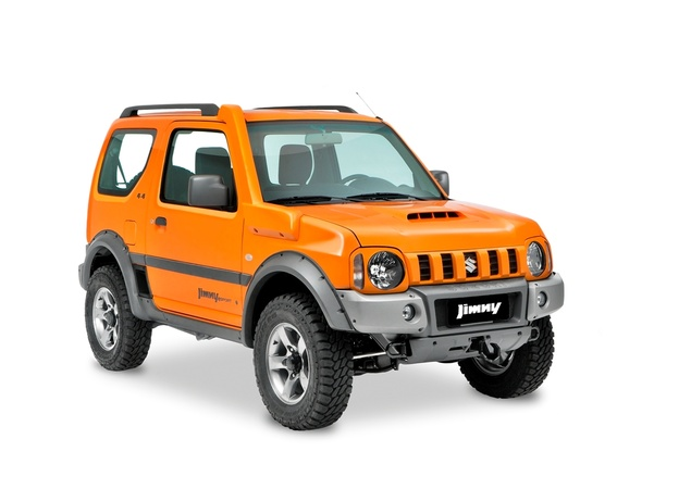 Suzuki Jimny 2015 2016 Valor