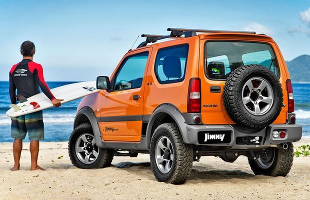 Suzuki Jimny 2015 2016 Opinião do Dono