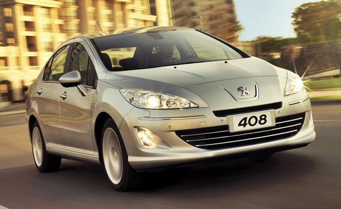 Novo Peugeot 408 2016 – Ficha Técnica e consumo