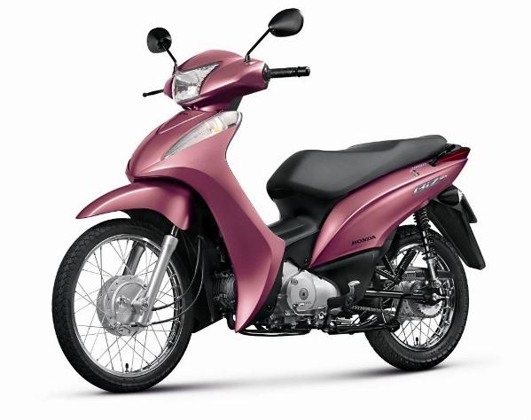 Honda Biz ou Pop 100 - Ficha Técnica