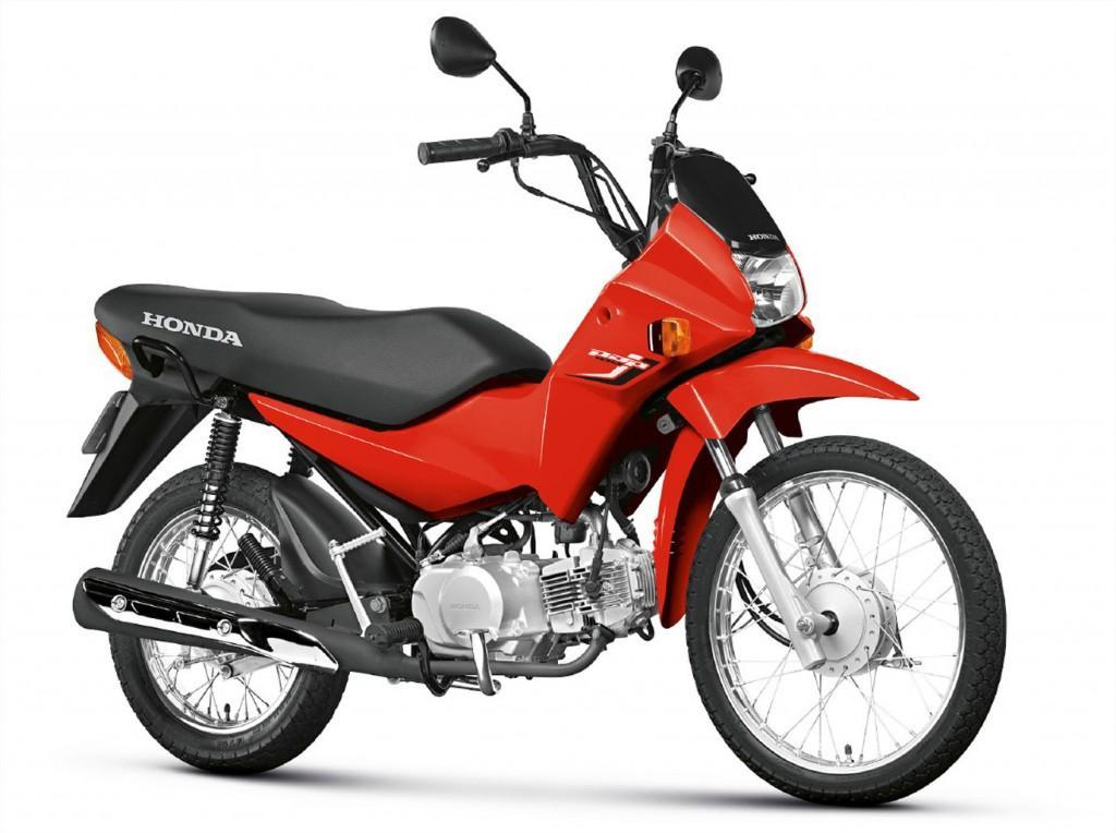 Honda Biz ou Pop 100 - Comparativo