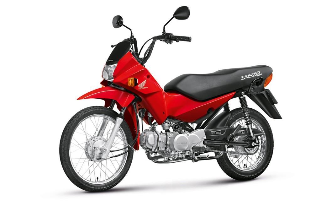 Nova Honda Pop 100 2016 - Preço