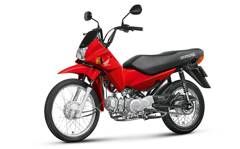 Nova Honda Pop 100 2016 Pre 231 O Consumo Ficha T 233 Cnica