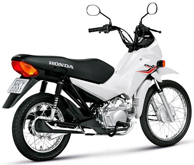 Nova Honda Pop 100 2016 - Motor