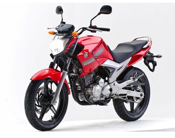 Nova Yamaha Fazer 250 2016 - Ficha Técnica