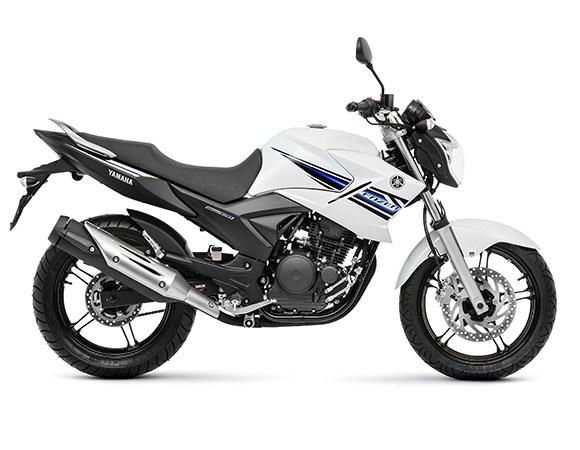 Nova Yamaha Fazer 250 2016 - Consumo