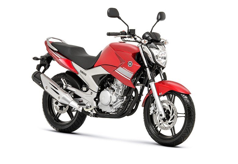 Nova Yamaha Fazer 250 2016 - Avaliação