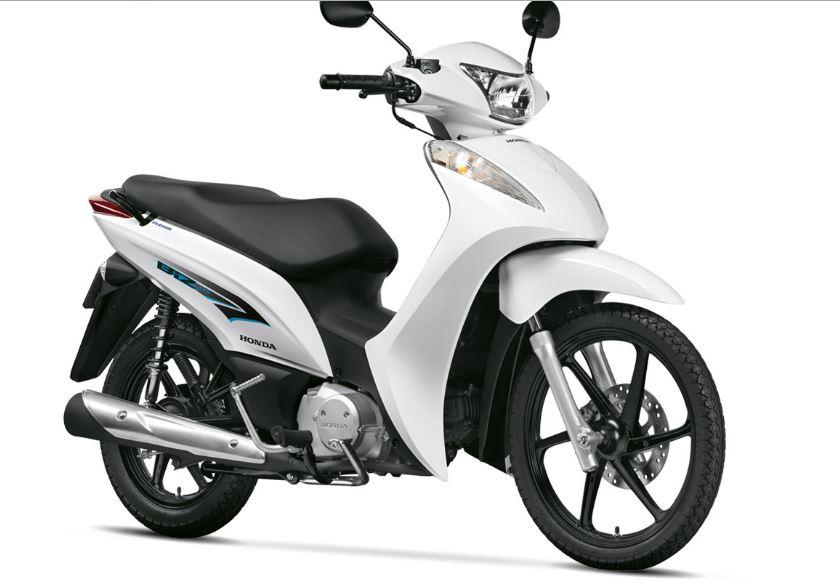 As motos mais Vendidas atualmente