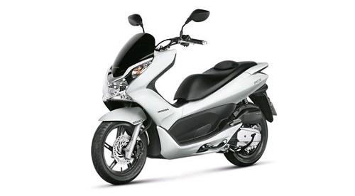 Nova Honda PCX 150 2016 - Consumo