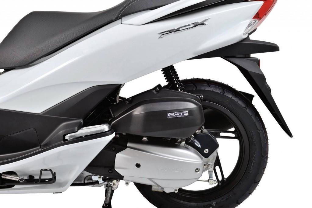 Nova Honda PCX 150 2016 - Ficha Técnica