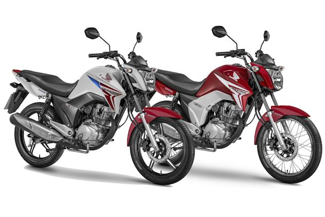 Novo Honda CG Titan 150 2016