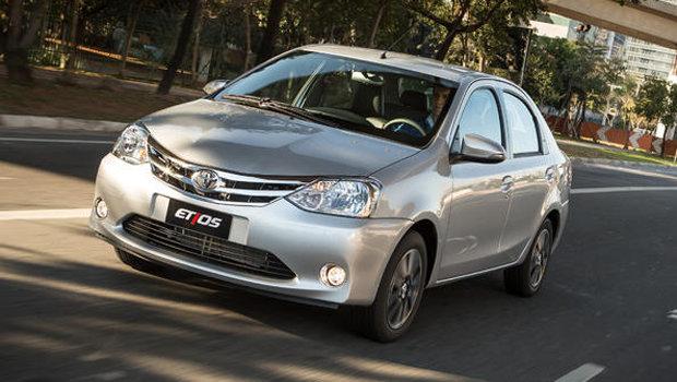 Novo Toyota Etios 2016 Sedan - Preço, Consumo, Ficha Técnica, Fotos, Opiniões, Avaliação