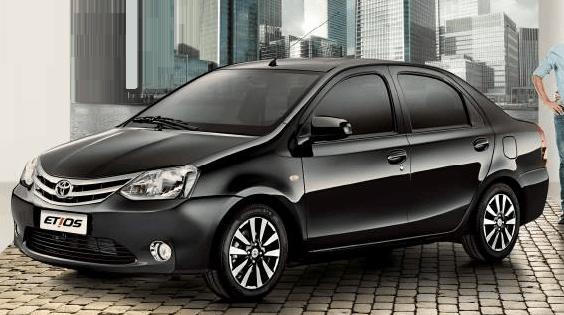 Toyota Etios 2016 Sedã - Ficha Técnica e Consumo