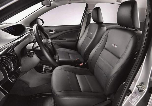Toyota Etios 2016 Sedan -Bancos de Couro