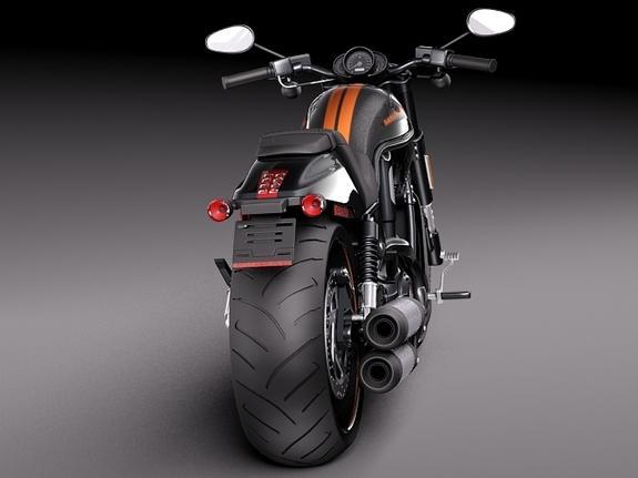 Nova Harley Davidson 2016 - Ficha Técnica