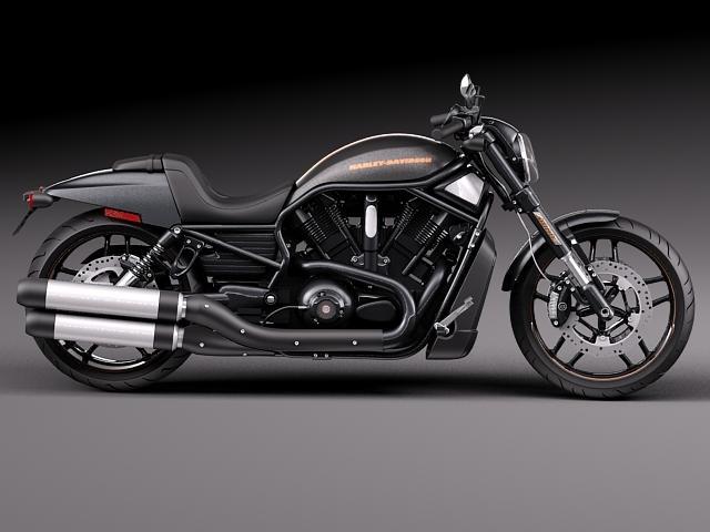 Nova Harley Davidson 2016 - Consumo
