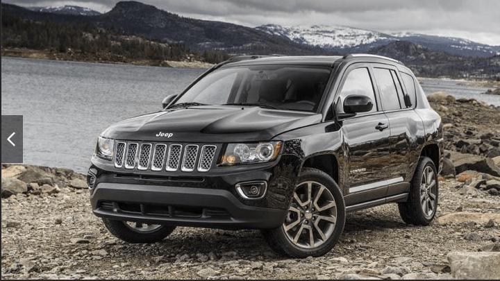 Novo Jeep Compass 2016 - Consumo