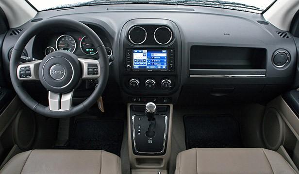 Novo Jeep Compass 2016 - Interior