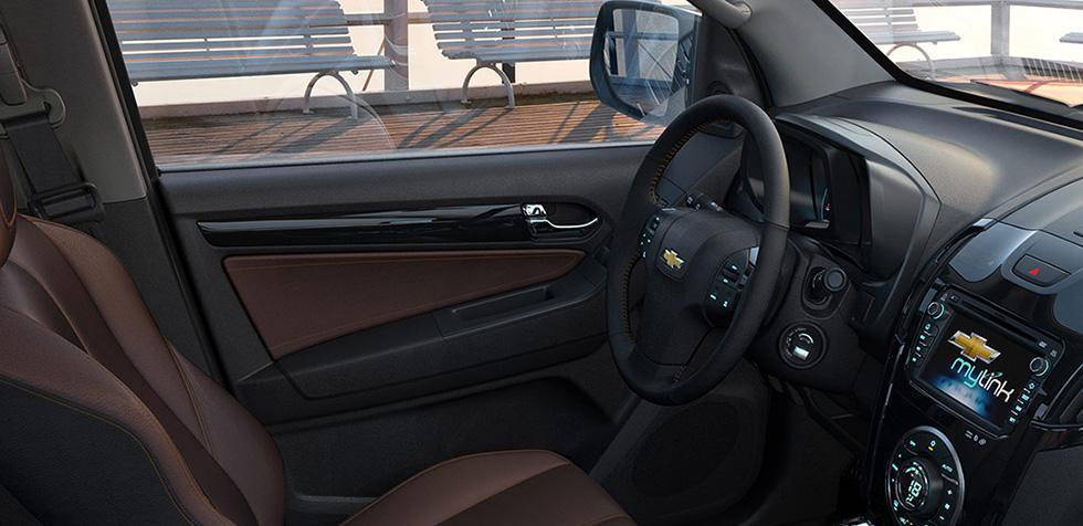 Nova S10 2017 - Interior