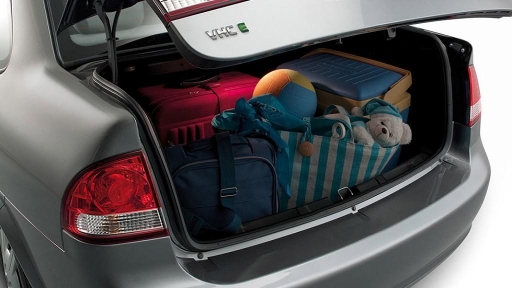 Novo Classic 2017 - porta malas