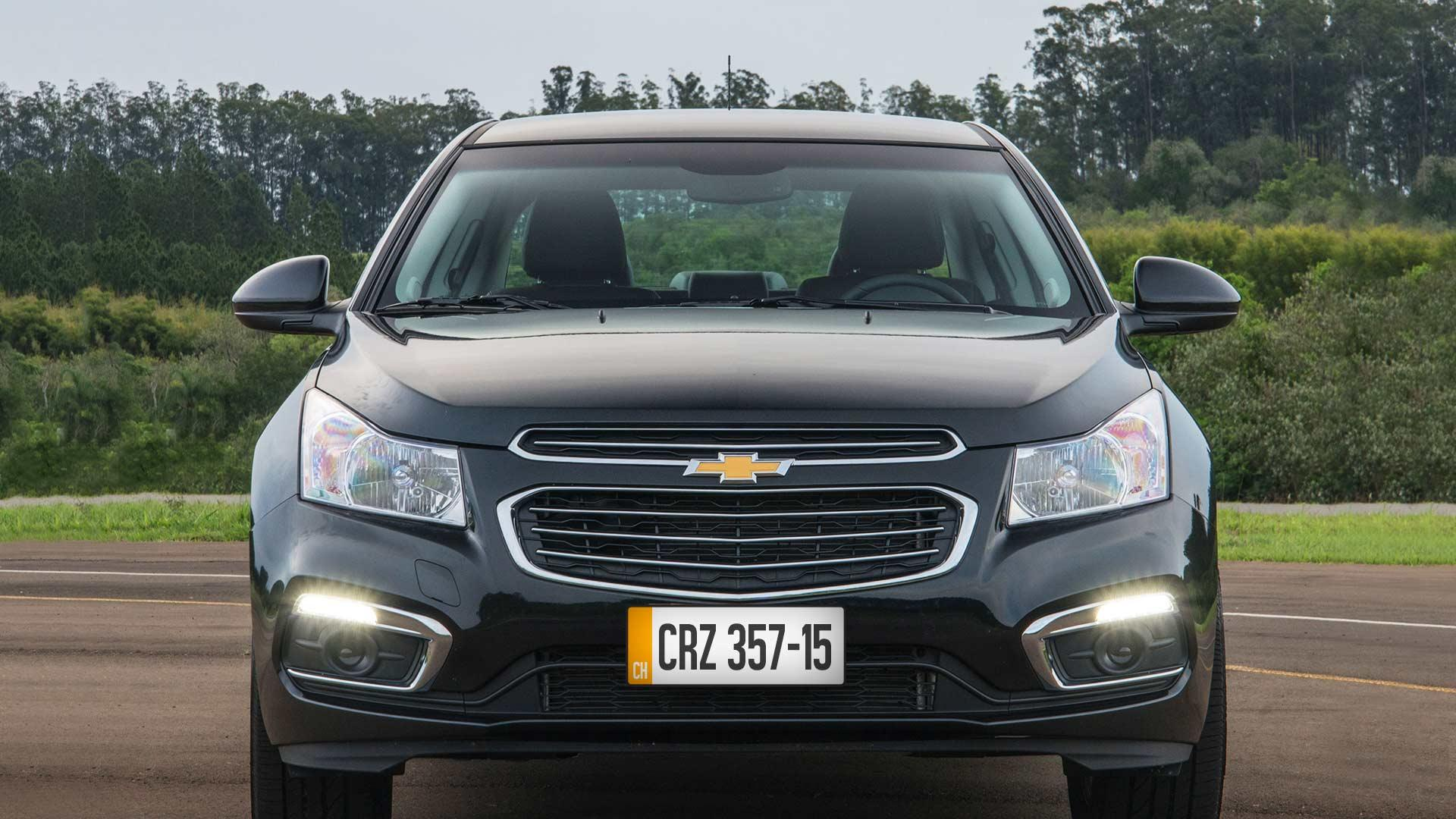 Chevrolet Cruze Sedan 2017