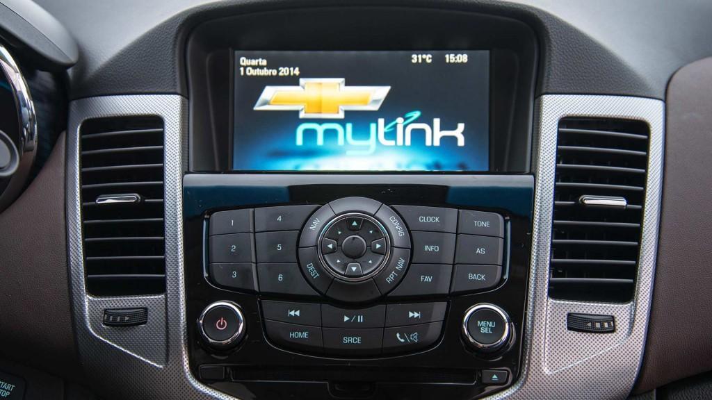 Novo Cruze 2017 Sedan - Kit Multimídia Mylink