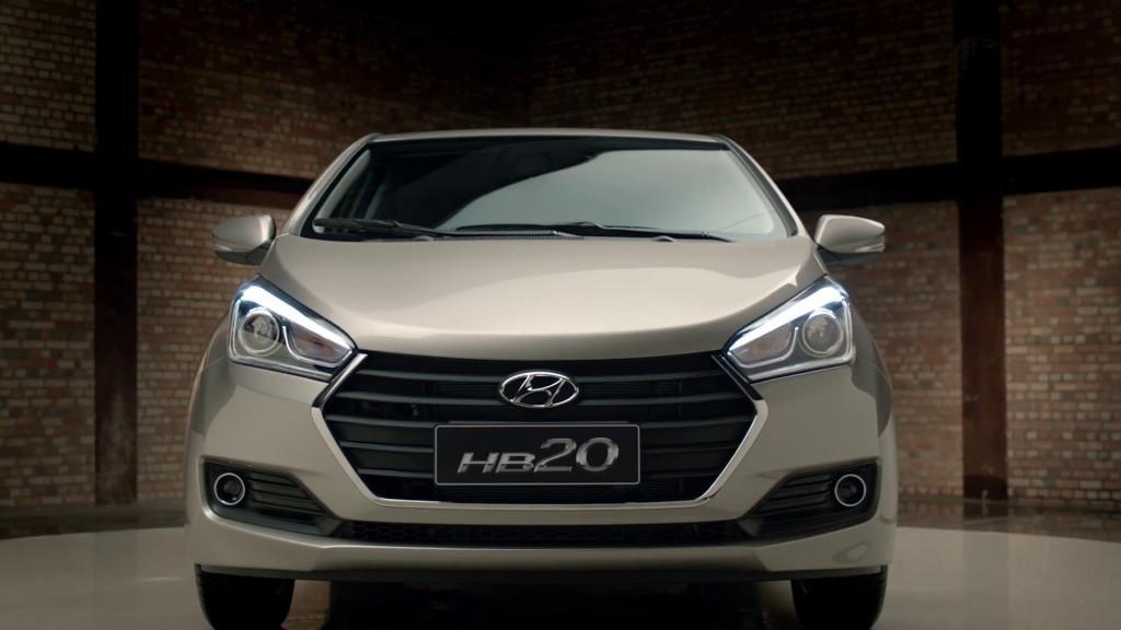 Novo Hyundai Hb20 2017
