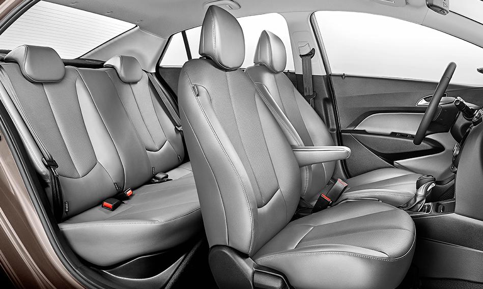Novo Hb20s 2017 Sedan - Interior