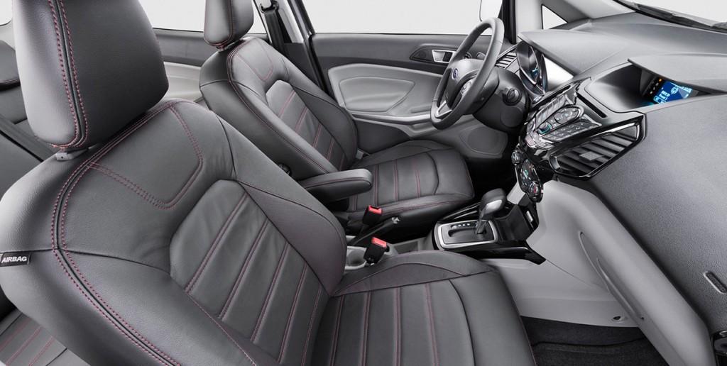 Ford Ecosport 2017 Interior