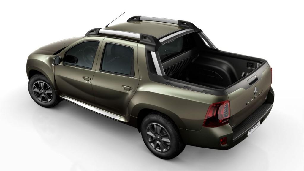 Dacia Jeep Pickup | Autos Post