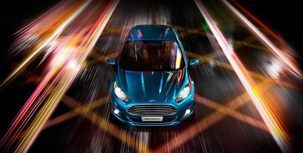 New Fiesta Hatch 2017 - Avaliação