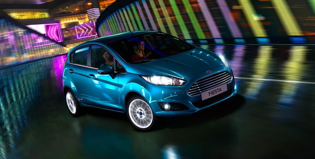 Novo Ford Fiesta 2017 - Ficha Técnica