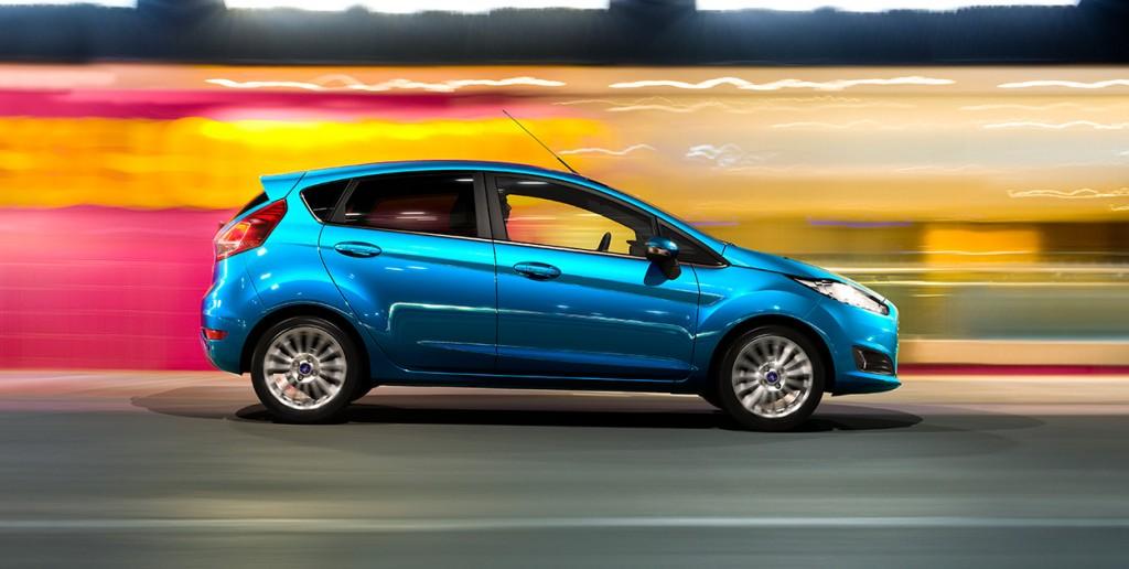 New Fiesta Hatch 2017 - Preço