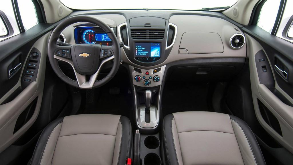 Chevrolet Tracker 2017 - Interior